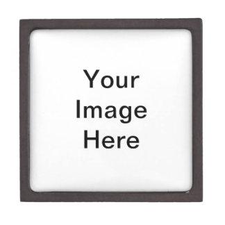 Haga su propio diseño caja de recuerdo de calidad