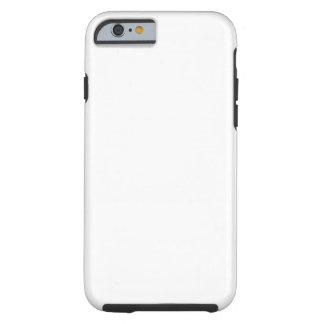 Haga su propio iPhone duro duro de encargo 6 casos Funda Para iPhone 6 Tough