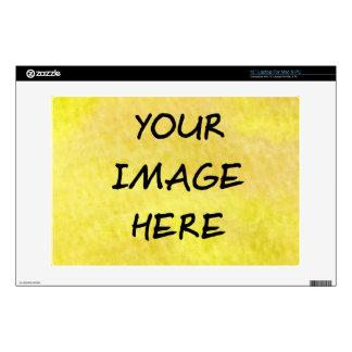 Haga su propio ordenador portátil de encargo mac portátil 33cm skins