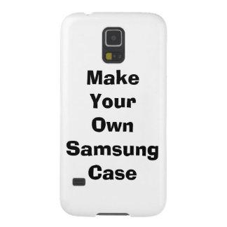 Haga su propio Samsung, u otro caso Funda De Galaxy S5