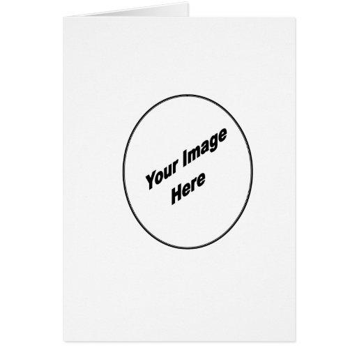 Haga su tarjeta de nota personalizada