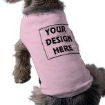Haga sus los propios camisetas de perrito