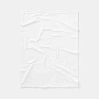 Haga sus propias mantas impresas personalizado del manta de forro polar