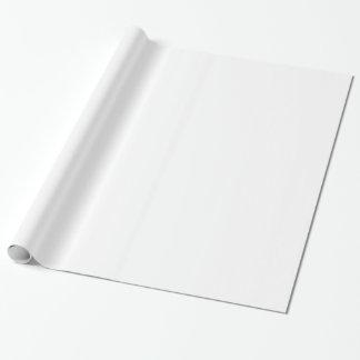 Haga sus propios 2 por el papel de embalaje papel de regalo