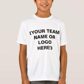 Haga sus propios jerseys de equipo de deportes de playera