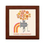 ¡Haga un arco iris! Caja De Regalo