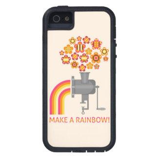 ¡Haga un arco iris! Funda iPhone SE/5/5s
