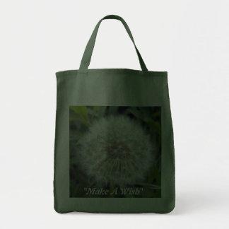 Haga un bolso del deseo bolsas