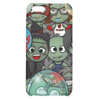 Haga un caso #1 del iPhone 4/4S del zombi