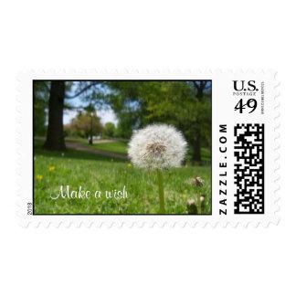 Haga un deseo sellos