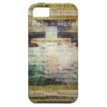 Haga un ruido alegre al SEÑOR - verso de la biblia iPhone 5 Case-Mate Protector
