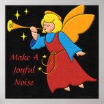 Haga un ruido alegre impresiones