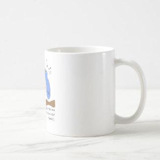 Haga un ruido alegre taza clásica