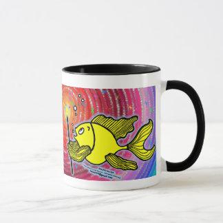 Haga un Whish los pescados mágicos los tebeos Taza