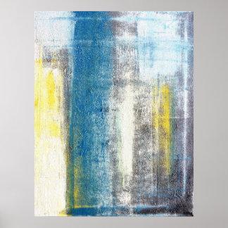 """""""Haga una impresión del poster del arte abstracto"""