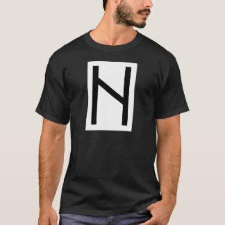 HAGALAZ RUNE T-Shirt