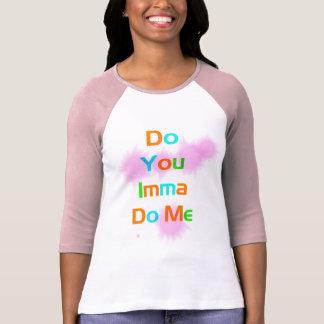 Hágale camiseta gráfica playeras