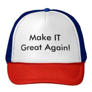 Hágale el gran otra vez gorra