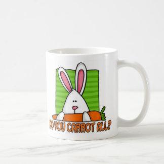 hágale zanahoria toda la taza