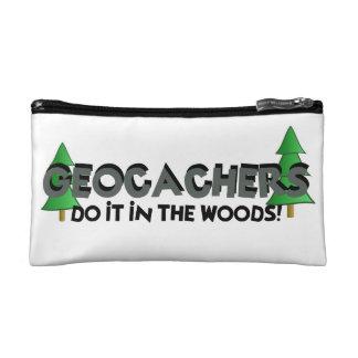 ¡Hágalo en las maderas!