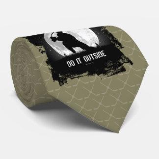 Hágalo exterior (el hockey) corbata