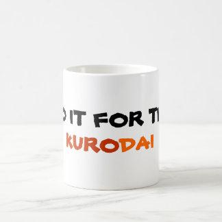 """""""Hágalo para taza del KuroDai"""""""