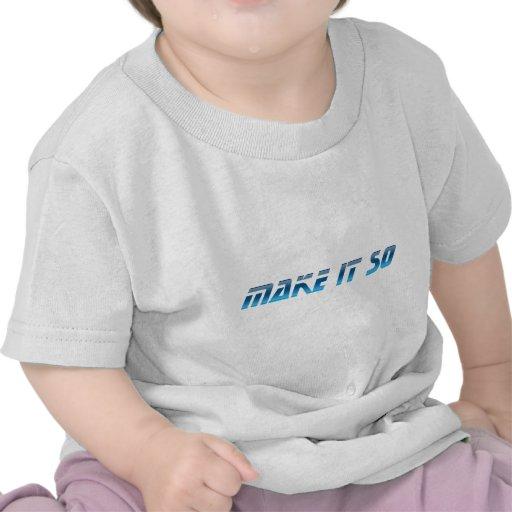 Hágalo tan camisetas