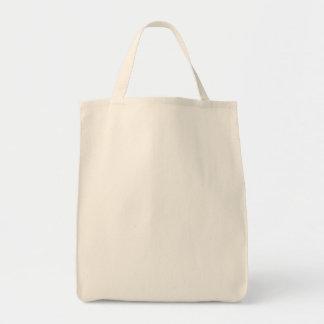 HÁGALO USTED MISMO blanco de la bolsa de asas del