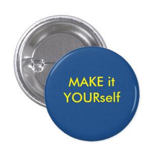 Hágalo usted mismo, botones de DIY Pin Redondo De 1 Pulgada