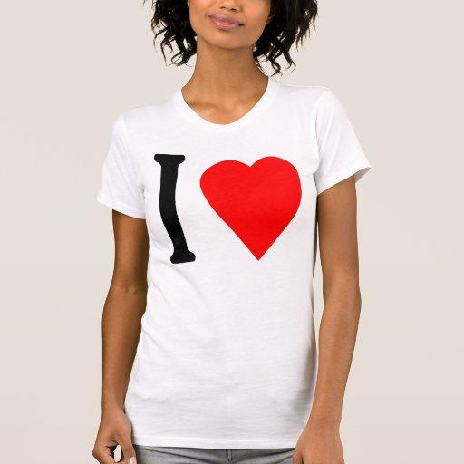 HÁGALO USTED MISMO del corazón i Camisetas