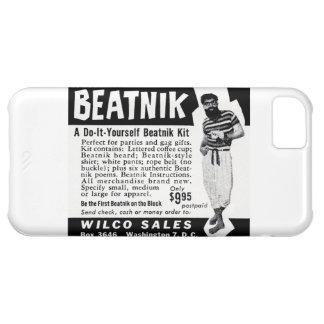Hágalo usted mismo equipo del Beatnik Funda Para iPhone 5C