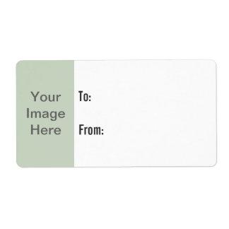 HÁGALO USTED MISMO las etiquetas de la etiqueta Etiqueta De Envío