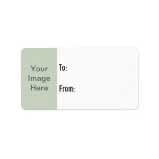 HÁGALO USTED MISMO las etiquetas de la etiqueta Etiquetas De Dirección