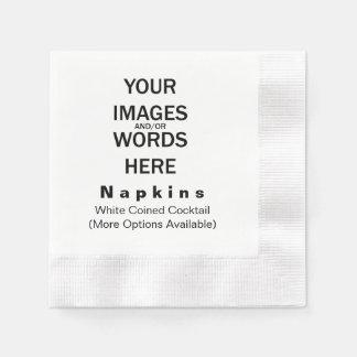 Hágalo usted mismo - las servilletas de papel