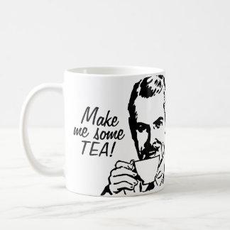 ¡Hágame algo de té! Taza De Café