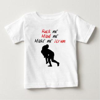 Hágame el melé camisetas