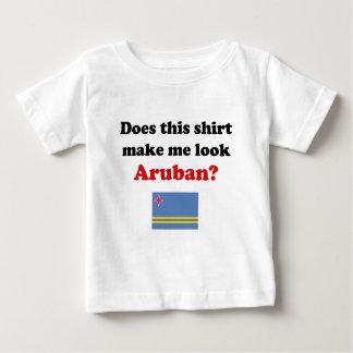 Hágame el niño de Aruban de la mirada/la ropa del Playera De Bebé