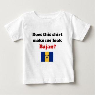 Hágame el niño de Bajan de la mirada/la ropa del Playera De Bebé