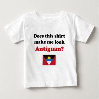 Hágame la mirada ropa de Antigua del niño/del niño Playera De Bebé
