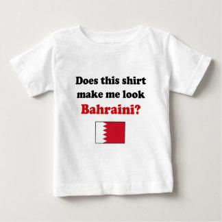 Hágame la mirada ropa de Bahrein del niño/del niño Playera De Bebé