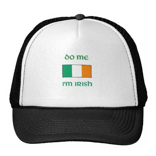 Hágame que soy irlandés gorras