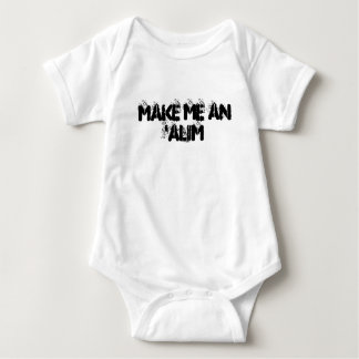 Hágame un 'Alim Body Para Bebé