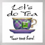 Hagamos el té - 004 posters