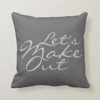 Hagamos - la almohada decorativa