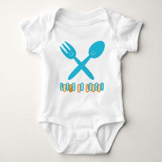 Hagamos la camiseta del almuerzo