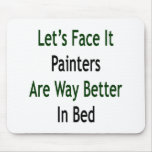 Hagámosle frente que los pintores son manera mejor alfombrilla de raton
