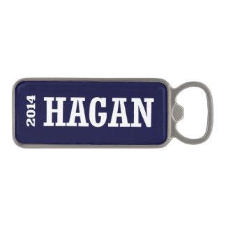 HAGAN 2014 MAGNETIC BOTTLE OPENER