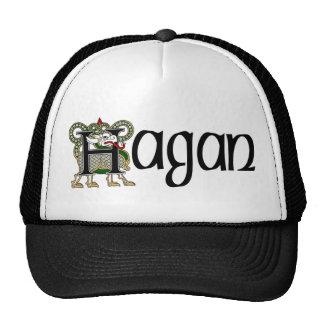 Hagan Celtic Dragon Cap Trucker Hat