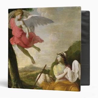 Hagar and Ishmael Rescued by the Angel, c.1648 Binder