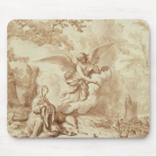 Hagar in the Wilderness Mouse Pad
